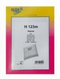 H123M  STAUBBEUTEL  4 BEUTEL