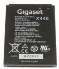 AKKU SIEMENS GIGASET SL400